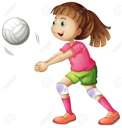 imagenes animadas vulgares para pin ni 241 as jugando voleibol animado buscar con google