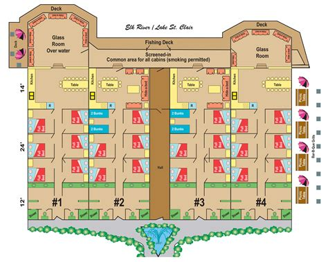 fishing cabin floor plans 100 fishing cabin floor plans 100 house plans