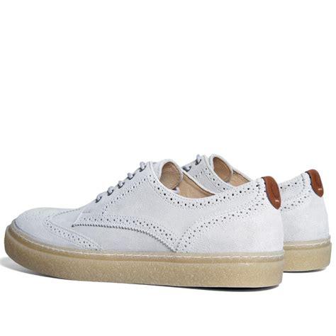 brogue sneaker affordable designer casual brogue sneakers soletopia