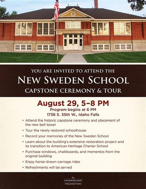 Invitation Card For School Opening Ceremony