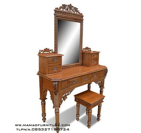 Meja Rias Altar meja console altar jati mamad furniture jepara