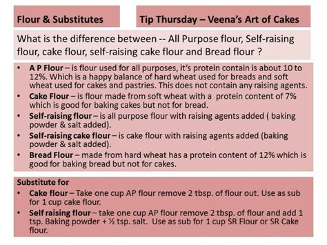 flour substitute creating cake how too s pinterest