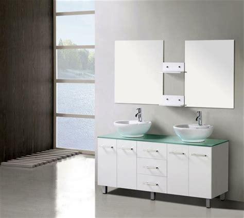 petit meuble salle de bain blanc
