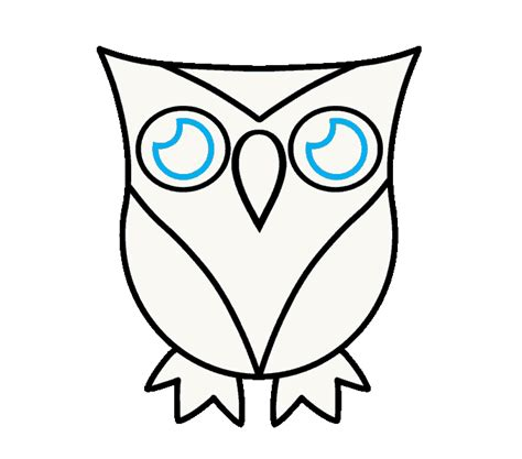 how to draw doodle owl how to draw a owl in a few easy steps easy