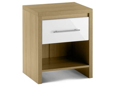 white bedroom end tables oak high gloss white bedside cabinet bedroom end l
