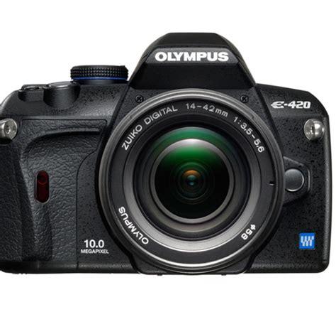 Kamera Olympus E420 kaufberatung gute spiegelreflexkameras unter 400 welt