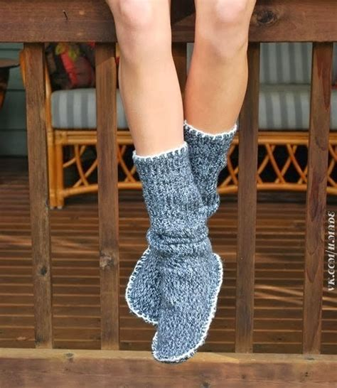 diy projects with socks insulated socks from sweater diy craft projects