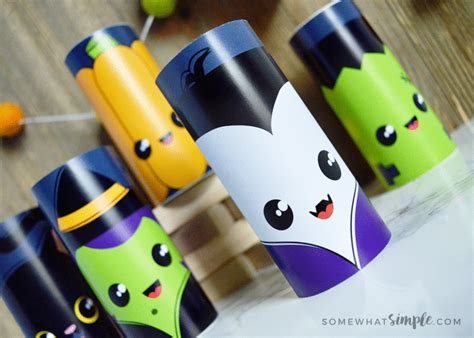 Free Toilet Paper Roll Crafts - toilet paper roll crafts characters somewhat