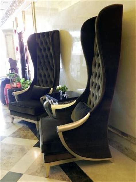 Cheap Funky Armchairs by Funky Chairs In Lobby Picture Of Barcelo Cairo Pyramids