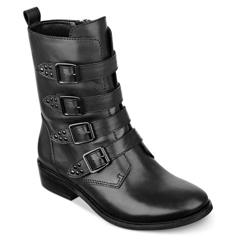guess womens boots mayeta booties in black lyst