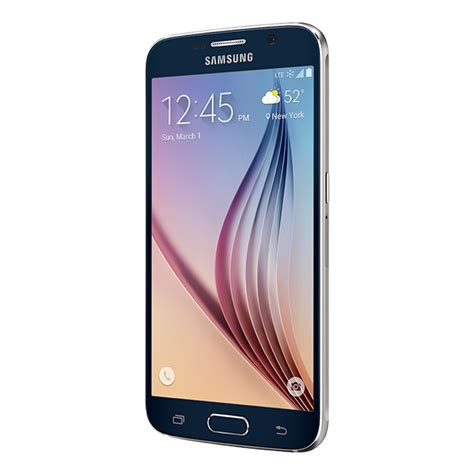 samsung galaxy s6 32gb sm g920p android smartphone for sprint sapphire black mint condition