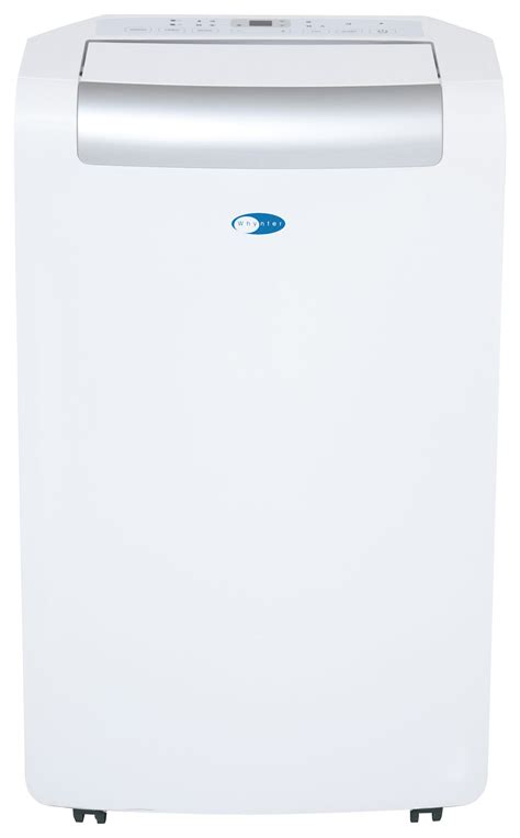 Whynter 500 Sq. Ft. Portable Air Conditioner and Heater White ARC 148MHP   Best Buy