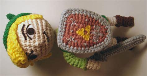 crochet pattern link zelda free legend of zelda link crochet pattern other craft
