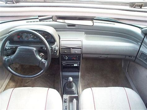 Ford Probe Interior by Ford Probe Gt Interior Flickr Photo