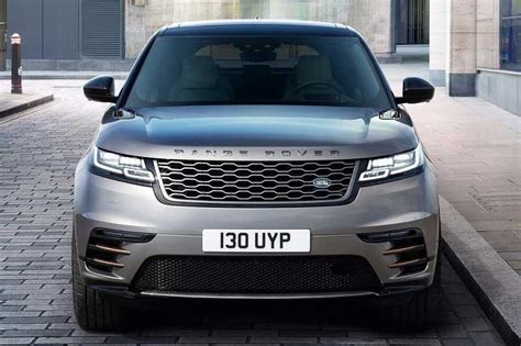 range rover specifications range rover velar features specifications land rover