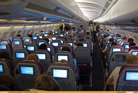 Airbus A340 300 Interior by Aviationcorner Net Aircraft Photography Airbus A340 313x