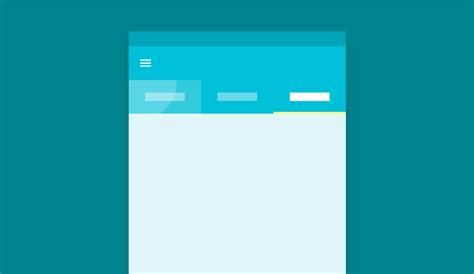 google design vp a primer on android navigation google design medium