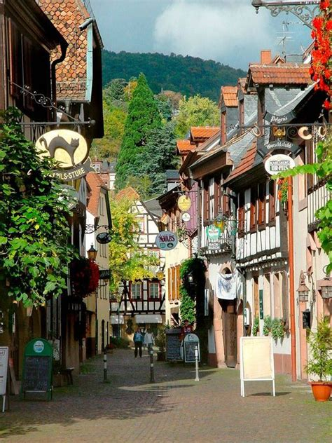 quaint german town places i d like to see pinterest old town germany and roads on pinterest