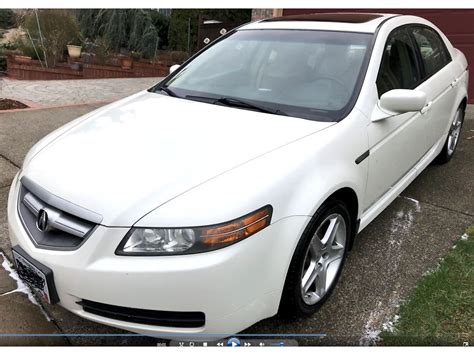 2006 acura tl for sale 2006 acura tl for sale by owner in clackamas or 97015