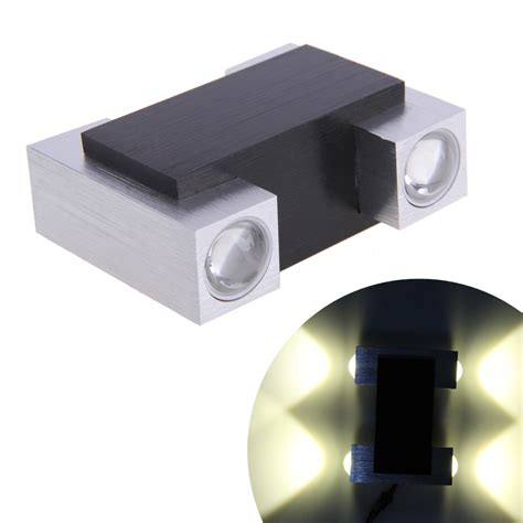 Led Wall Light Fixture 4w Led Wall Sconce Mount Light Fixture Room Modern Decking L In Wall Ls From