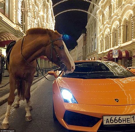 instagram reveals the live of the rich of russia through photos daily mail