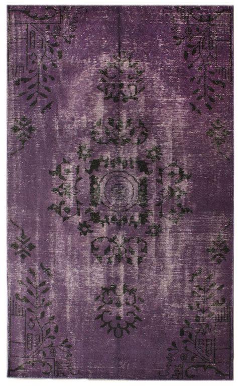 nuloom overdyed rugs nuloom overdyed purple rug
