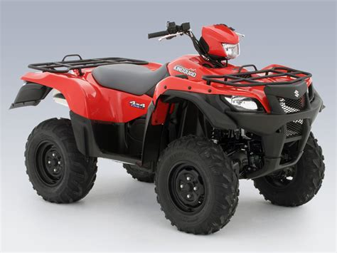Suzuki King 750 Axi Suzuki Kingquad 750axi Power Steering Photos And Comments