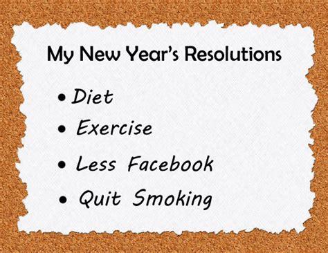 new years resolutions 365greetings com