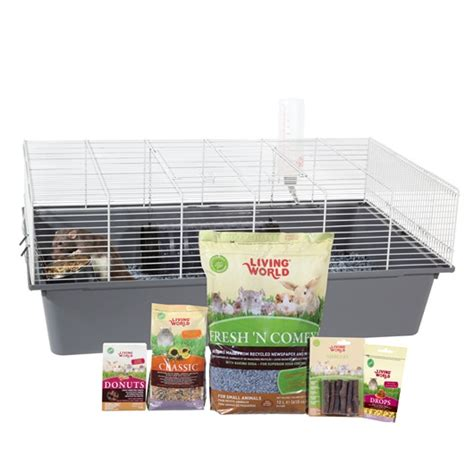 Hegen Complete Starter Kit living world has a starter kit for a variety of small animals