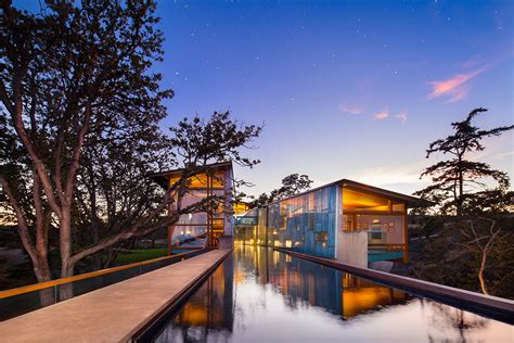 modern home design victoria bc luxury oceanfront estate takes the stage in metchosin