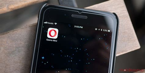 opera mini opera mobile opera mini for ios gets completely reved before the