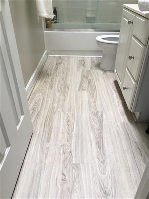 vinyl plank flooring in bathroom 219 best flooring images on pinterest ground covering baking center and flooring