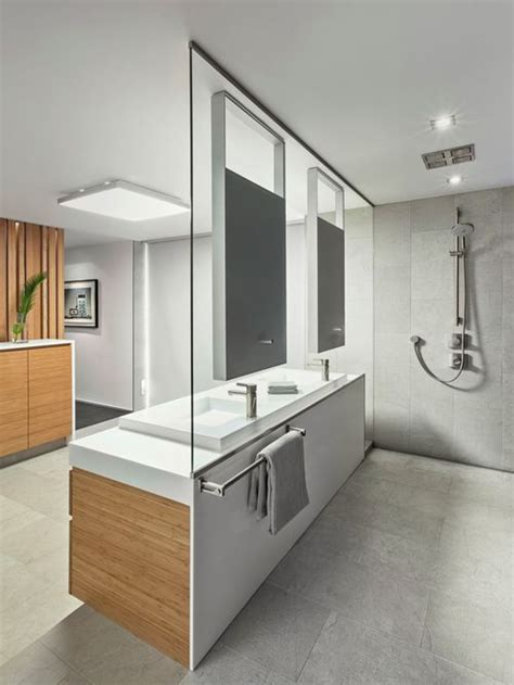 Modern Bathroom Shower Modern Shower Home Design Ideas Pictures Remodel And Decor