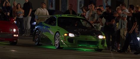 fast and furious race image brian s eclipse night race jpg the fast and
