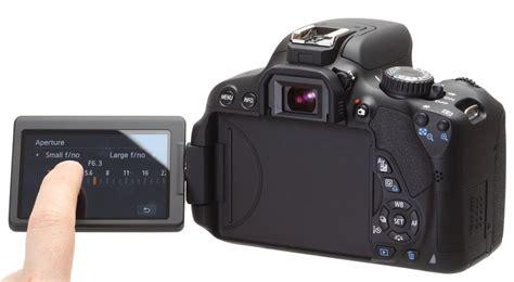 Kamera Canon 600d Vs 700d perbedaan antara canon eos 650d 600d dan 60d dunia digital