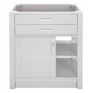 Lowes Vanity Sale Allen Roth Chanceport 30 In X 22 In Specialty Grey