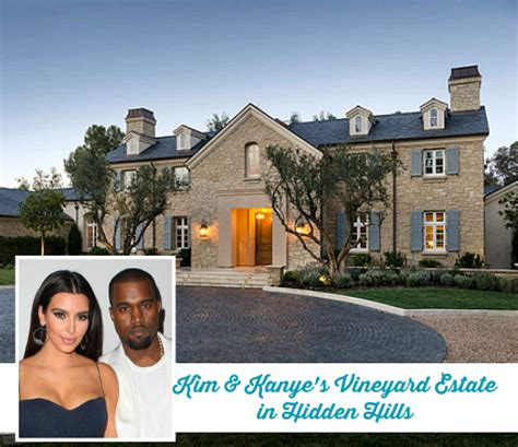 houses in calabasas kim kardashian and kanye west s new house in calabasas