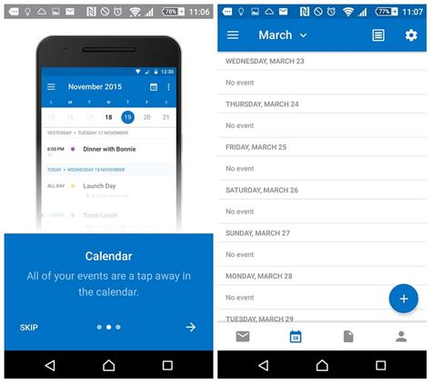 How To Sync Outlook Calendar With Android How To Sync Calendar With Outlook Androidpit