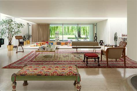 millers mid century modern living 1784723754 eero saarinen miller house columbus indiana rooms house mid century modern