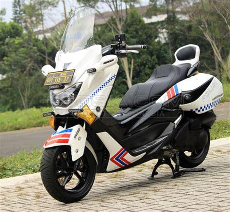Stiker Drift King Racing Biker Thailook Mobil Stiker Murah Distro yamaha n max modifikasi motor polisi otosia