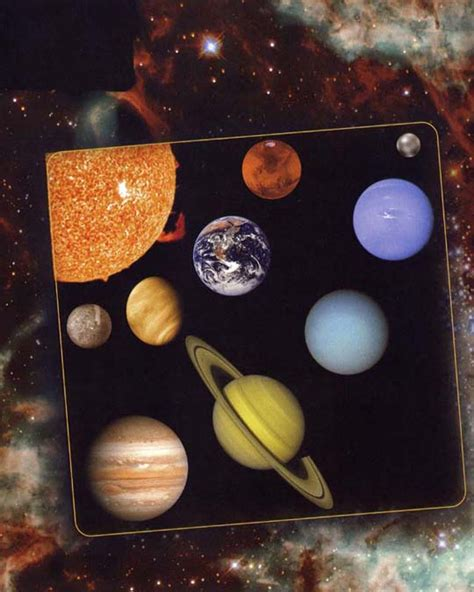 solar system requirements geo 105 course requirements
