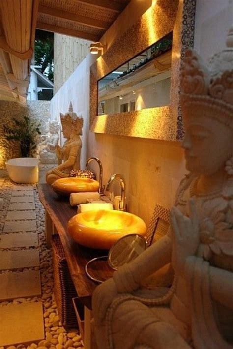 decoration maison salle de bain 40 id 233 es en photos comment incorporer l ambiance zen