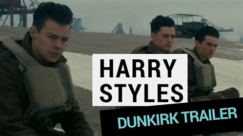 dunkirk trailer deutsch youtube harry styles fights for his life in new dunkirk trailer