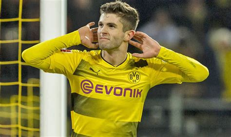 christian pulisic news man utd news why price of christian pulisic deal could be