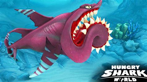 hungry shark world world battle shark buzz the