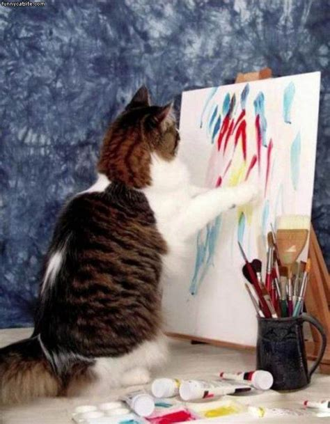 paint like cat tuesday 31 01 201731 inspire your with day
