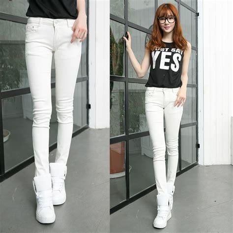 Kaos Atasan Plus Celana Cewek 10 tips dan trik fashion cantik memakai celana putih