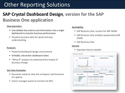 tutorial sap business one pdf crystal reports for sap business one overview free