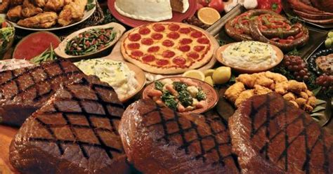 All You Can Eat Steak Buffet Picture Of Coyote Canyon Steakhouse Buffet