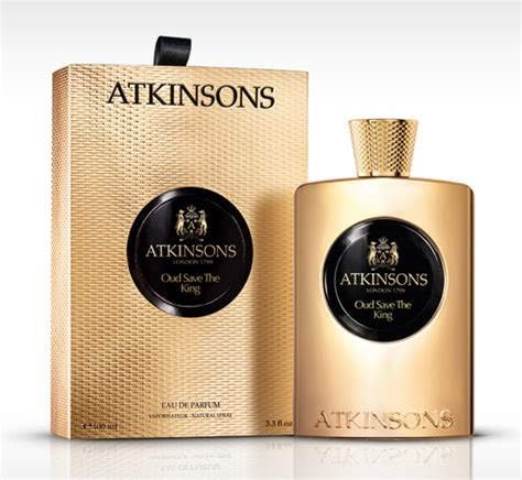 Parfum King oud save the king atkinsons perfume a fragrance for